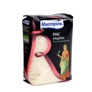 Рис Мистраль белый Индика 1 кг