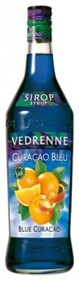 Сироп Vedrenne Blue Curasao 1 л