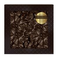 Chokodelika Неровный шоколад темный сгрецким орехом (блистер) 80 г