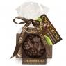 Chokodelika Шоколад темный с фисташками 30 г
