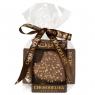 Chokodelika Конфета Сердце марципановое в карамельном шоколаде 30 г