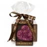 Chokodelika Конфета Сердце марципановое в малиновом шоколаде 30 г