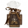Chokodelika Конфета Человечек марципановый в темном шоколаде 31 г