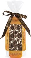 Chokodelika Шоколад темный узорный с кофе (на подложке) 55 г