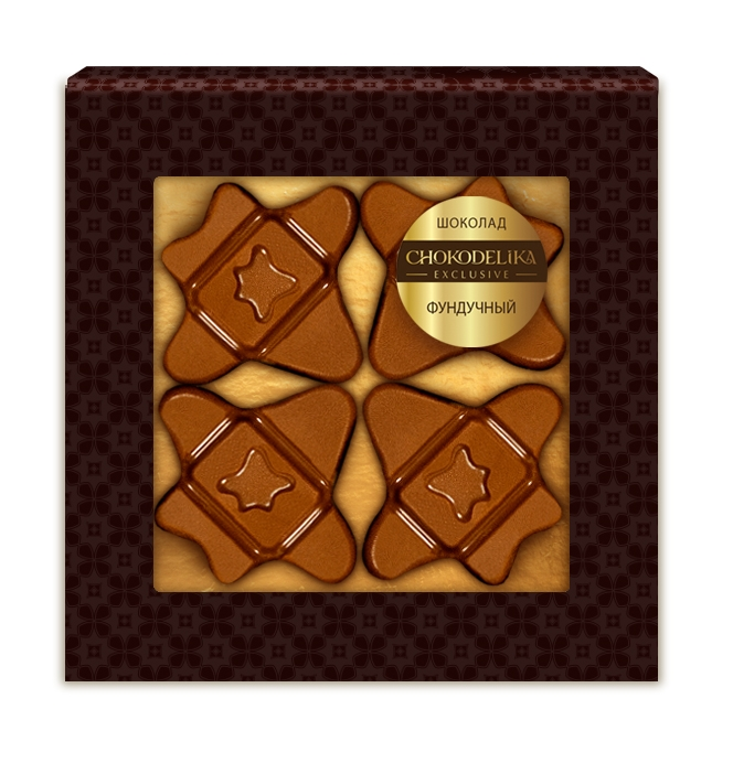 Шоколад Фундучный 40 г