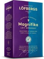 Молотый кофе Lofbergs Magnifika 500 г