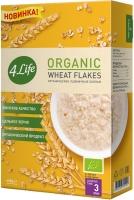 Хлопья 4Life органические пшеничные 400 г