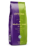 Молотый кофе Lofbergs Medium Roast IN CUP 250 г