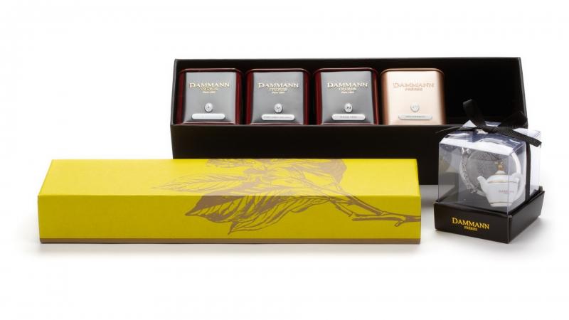 Подарочный набор чая Dammann Eclats Сияние