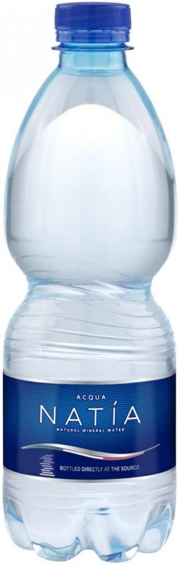 Вода Acqua Natia негазированная минеральная 0,5 л