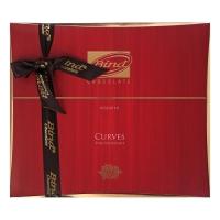 Конфеты Bind Ассорти Экслюзив в красной подарочной упаковке 320грамм