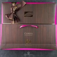 Конфеты Bind Ассорти Экслюзив в розовой подарочной упаковке 320грамм