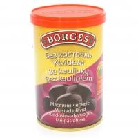 Маслины BORGES без косточек 280грамм