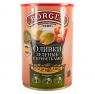 Оливки BORGES с креветками 280 грамм
