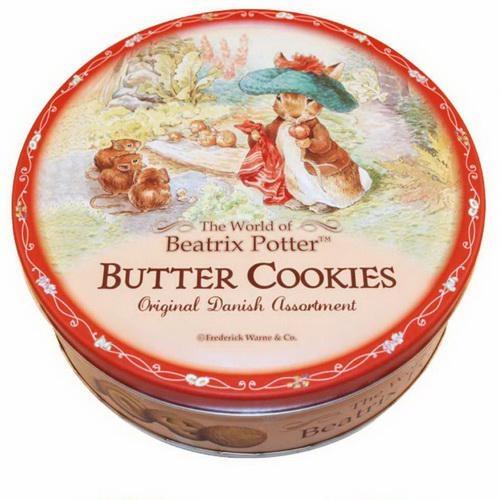 Печенье Beatrix Potter сливочное Ассорти 454 г