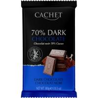 Шоколад CACHET Экстра горький 300грамм