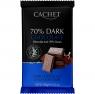 Шоколад CACHET Экстра горький 300 грамм
