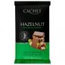 Шоколад CACHET молочный с лесным орехом 300 грамм