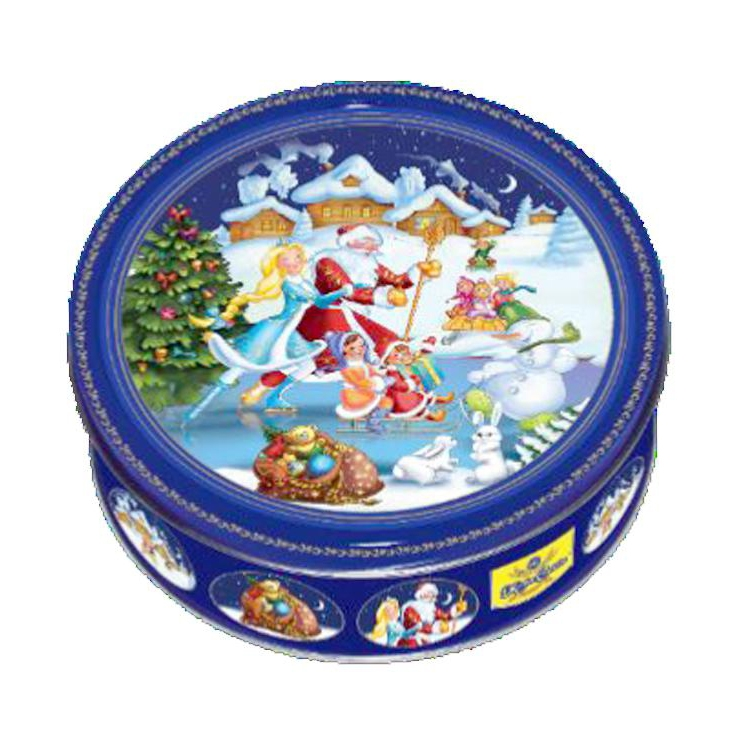 Печенье Monte Christo У Новогодней ёлки 400 грамм