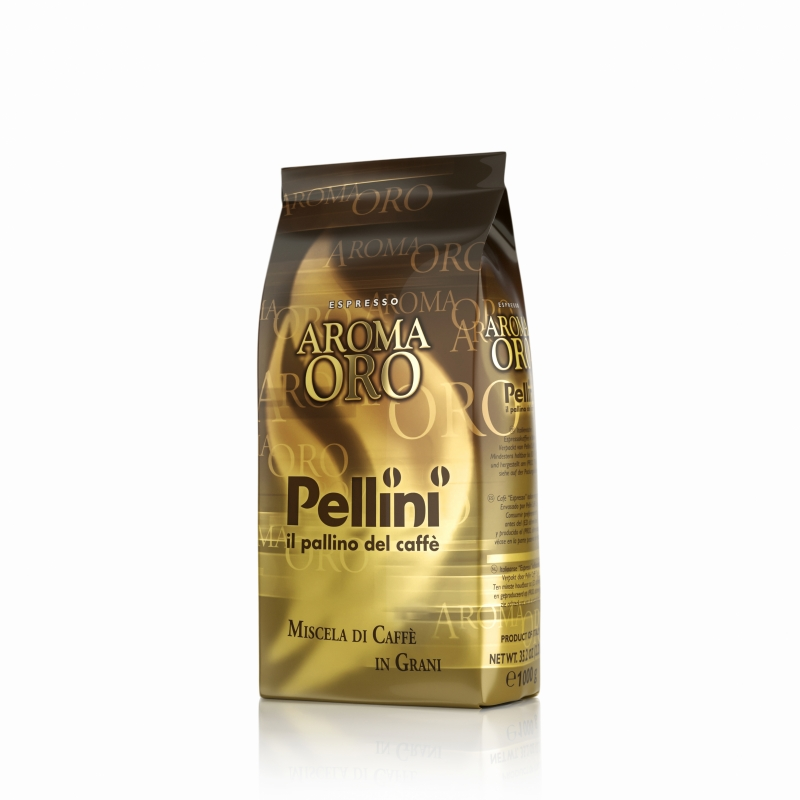 Кофе в зёрнах Pellini ORO 1 кг