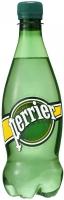 Вода Perrier Natur газированная минеральная 0,5 л