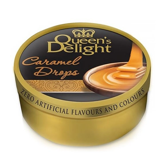 Леденцы Queen's Delight Карамель 150 грамм