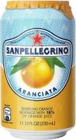 Лимонад San Pellegrino Aranciata (Апельсин) газированный сокосодержащий 0,33 л