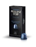 Кофе взернах POD Pellini TOP DEC 10шт