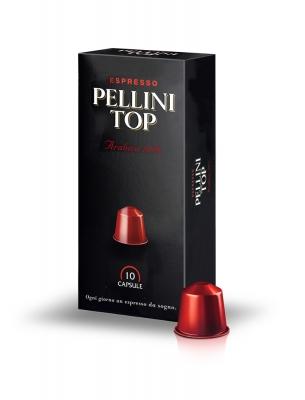 Кофе в капсулах POD Pellini TOP 10 шт