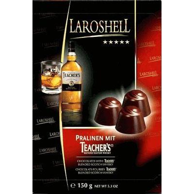 Шок.конфеты LAROSHELL виски Тичерс 150 грамм