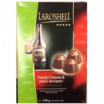 Шоколадные конфеты LAROSHELL Irish Cream 150 грамм