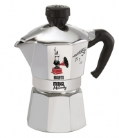 Гейзерная кофеварка Bialetti Moka Melody (Биалетти Мока Мелоди) на 3 чашки 180 мл