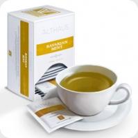Чай травяной Althaus Альтхаус Баварская мята пакетированный  для чашки