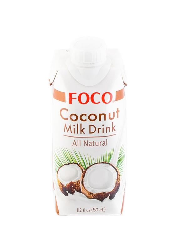 Кокосовый молочный напиток FOCO 330 мл