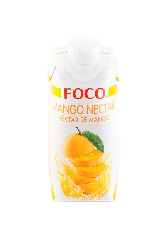 Нектар манго FOCO 330 мл