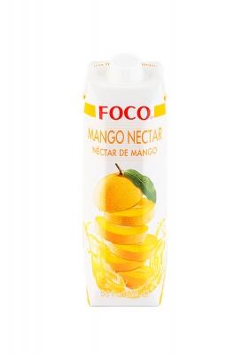 Нектар манго FOCO 1 л