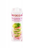 Нектар розовой гуавы FOCO 1 л