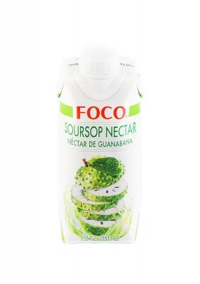 Нектар гуанабаны FOCO 330 мл