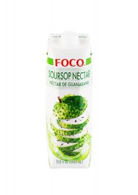 Нектар гуанабаны FOCO 1 л