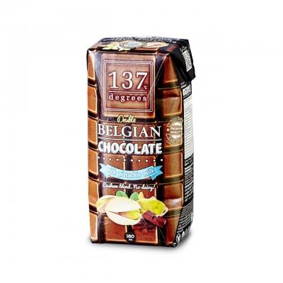 Фисташковое молоко 137 Degrees с бельгийским шоколадом 180 мл