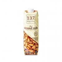 Миндальное молоко 137 Degrees без сахара 1 л