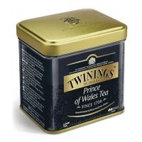 Чай Twinings черный листовой Принц Уэльский 100гр