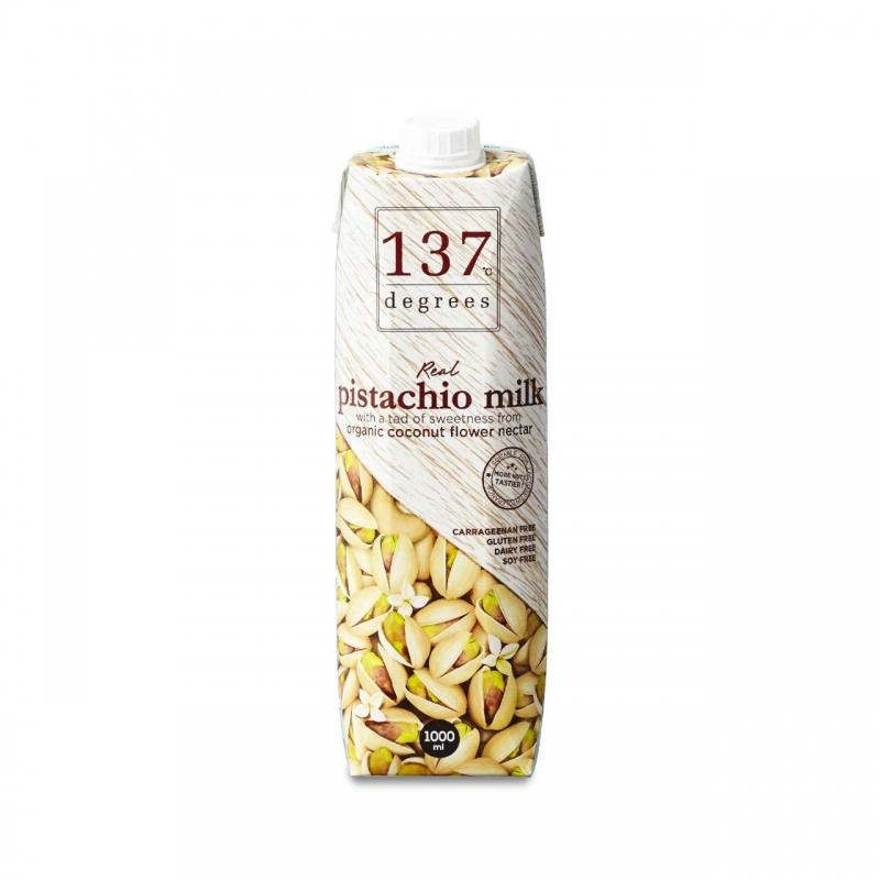 Фисташковое молоко 137 Degrees 1 л