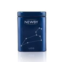 Чай Newby Zodiac Лев (Ассам) черный листовой 25гр
