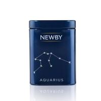 Чай Newby Zodiac Водолей (Дарджилинг) черный листовой 25гр