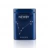 Чай Newby Zodiac Рыбы (Зеленая Сенча) зеленый листовой 25 гр