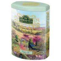 Чай Ахмад Цейлонский черный листовой 100гр в железной банке