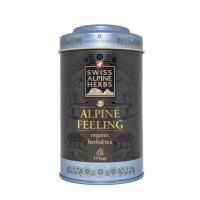 Травяной чай в пакетиках Swiss Alpine Herbs Альпийское настроение 10шт х по 1 г