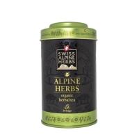 Травяной чай в пакетиках Swiss Alpine Herbs Альпийские травы 10шт х по 1 г