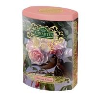 Чай Ахмад зеленый Небесный Улун листовой 100 гр в железной банке